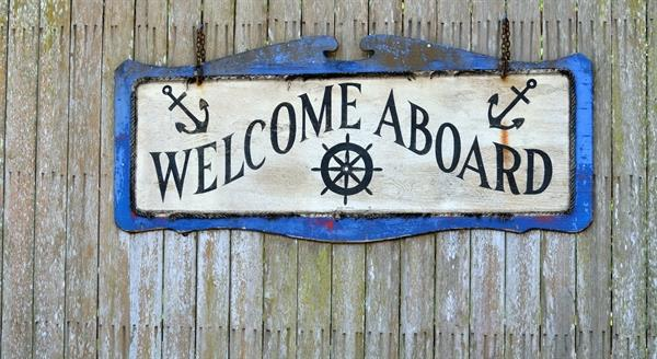 Are you on board with onboarding?