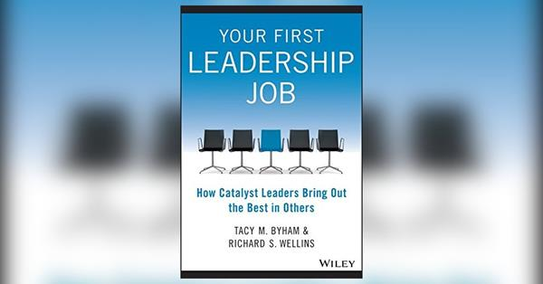 Your First Leadership Job